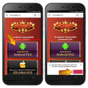 Puss888 APK Download 2020 Online Casino Games for Android 1